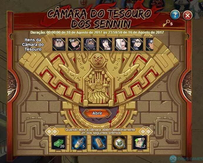 Naruto Online PT