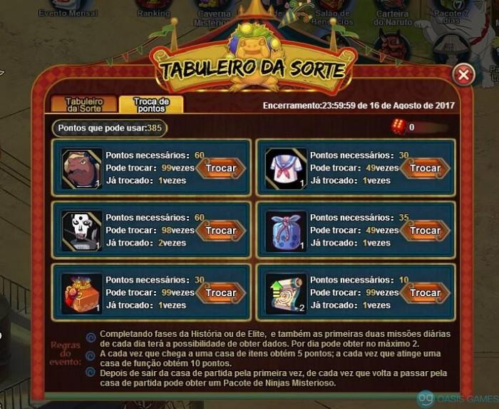 tabuleiroSorte