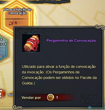 INVOCAÇAO