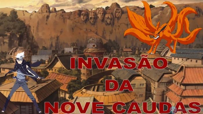 capa invasao