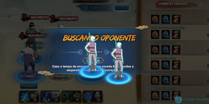 bug no torneio
