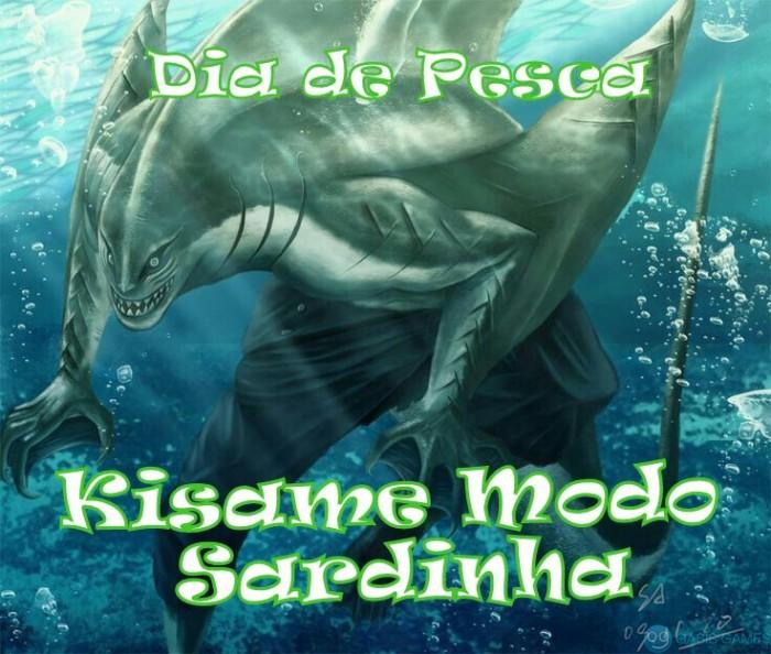 Kisame Tubarão