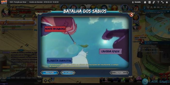 Jogo oficial de Naruto português180320194120