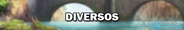 índice de guias DIVERSOS