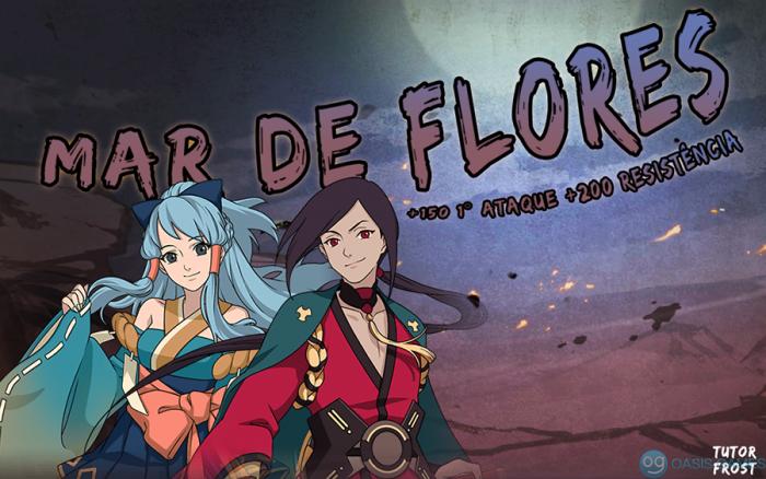 mar de flores - fórum 7