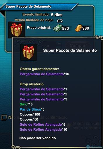 super_selamento