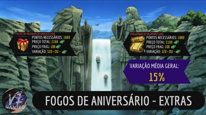 Fogos de Aniversario - 2