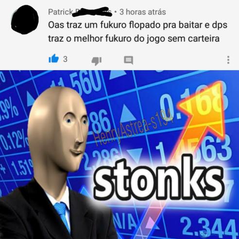 stonks henry