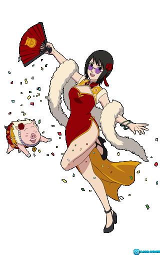 Shizune [Ano Novo]