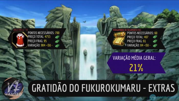 Gratidão do Fukurokumaru cont