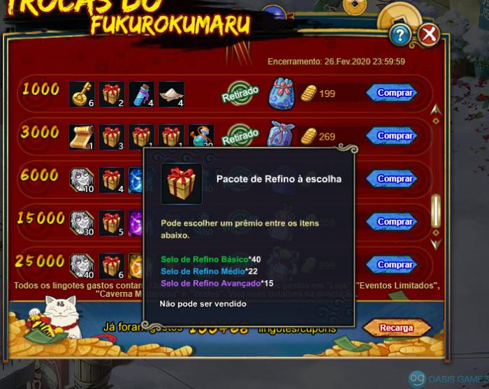 Fukurokumaru (Pacotes) #3