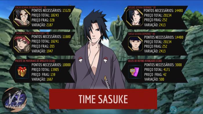 Cambpo de Batalha _ Sasuke