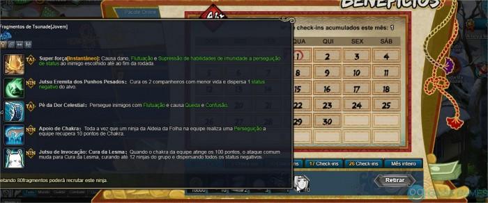 Jogo oficial de Naruto português - Google Chrome