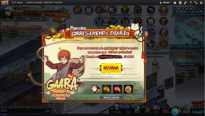 Jogo oficial de Naruto português200522162050