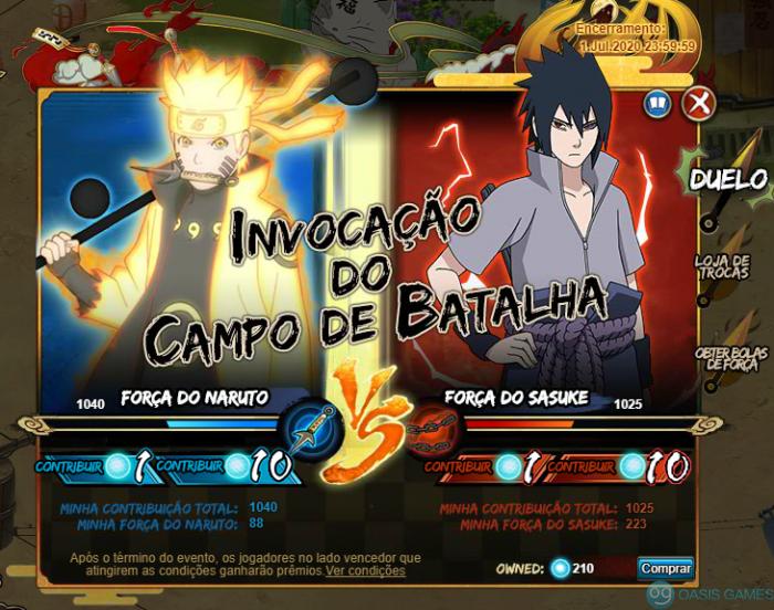 Invo Campo de batalha