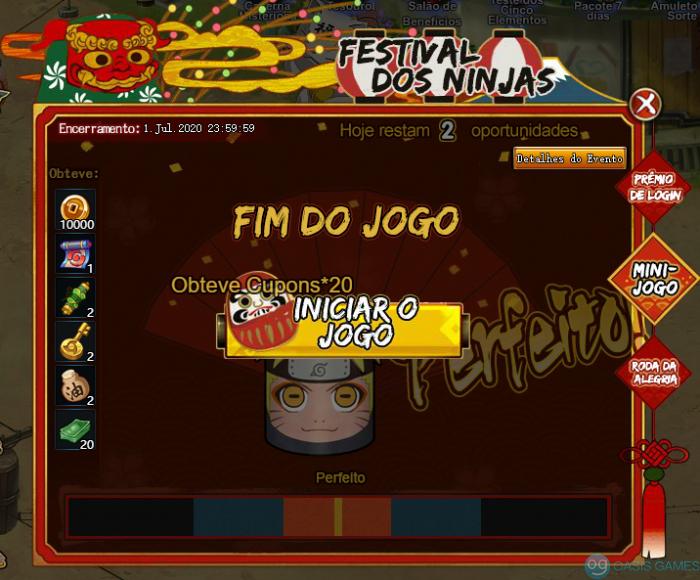 Festival dos Ninjas 5 Att