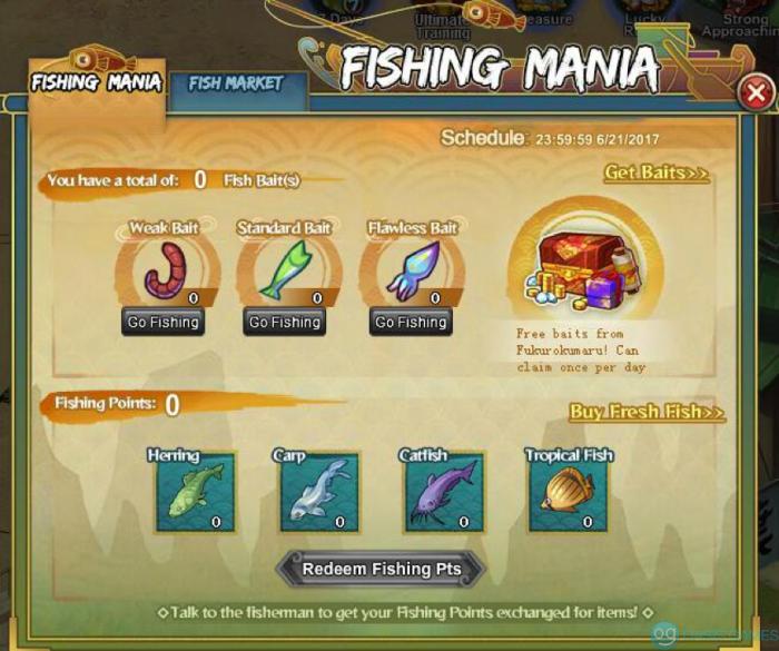Fishing-Mania