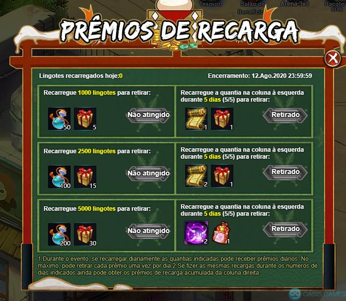 PremiosDeRecarga