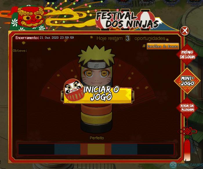 Festival dos ninjas2