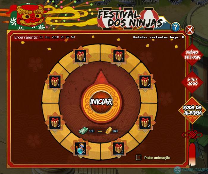 Festival dos ninjas3