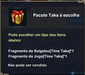 Pacote Taka
