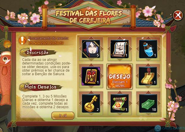 Festival das flores de cerejeira