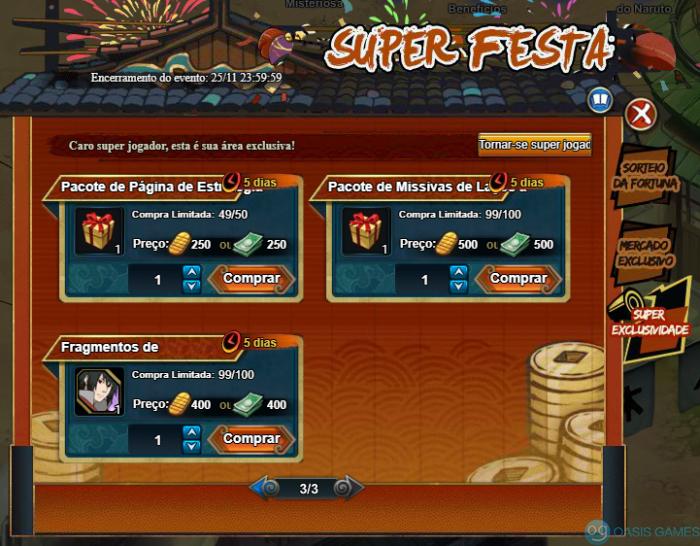 Superfesta 3