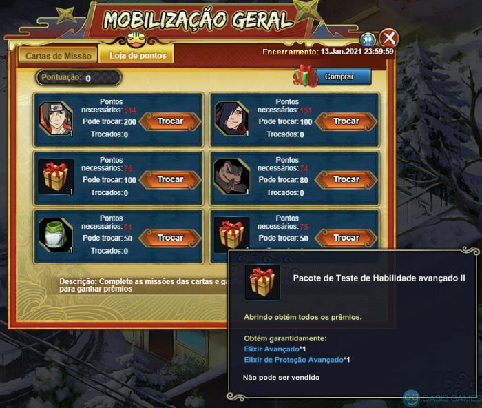 mob geral