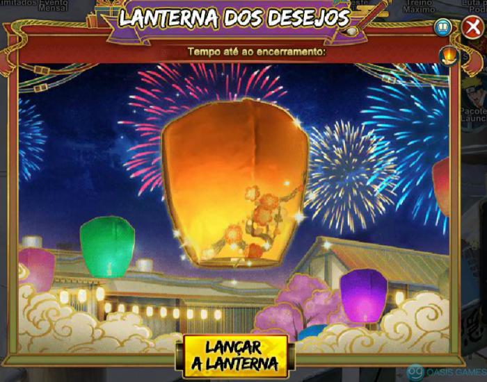 lanterna dos desejos