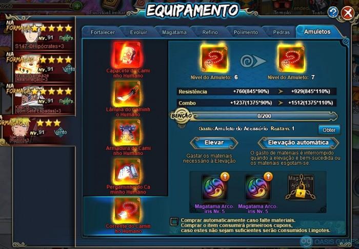 Bug Amuletos 4