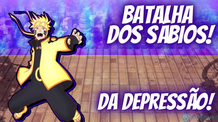 bds da depressão!