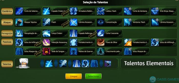 comp 1 talentos
