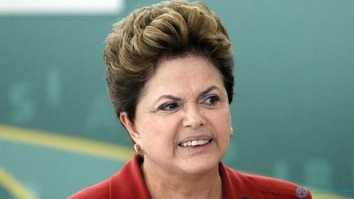 Dilma Esconfiada